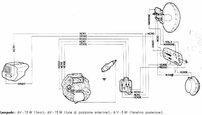 Schemi Elettrici Montaggio : Schemi elettrici