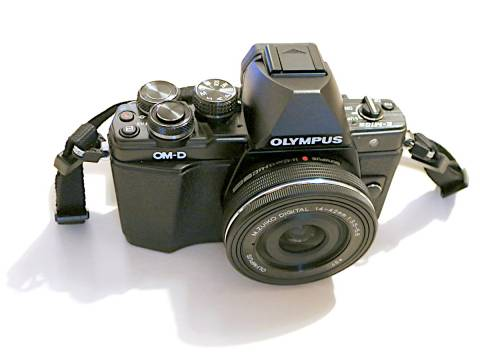 The Olympus E-M10 Mark II