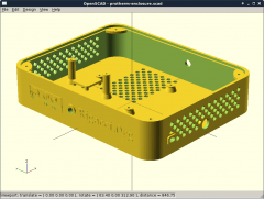 The OpenSCAD project