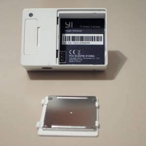 Xiaomi Yi Model Z25L, with 9 mm battery